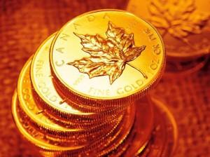 In crescita la domanda di monete d'oro